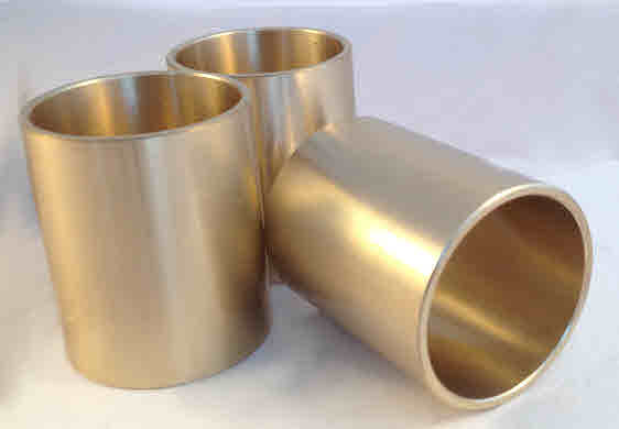 Metric Sleeve Bushings Cast Bronze