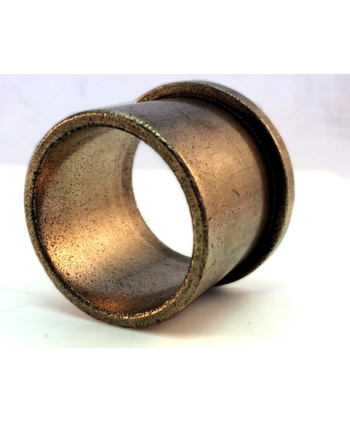 """Steel Spanner Flanged Bushing 1//2/"""" ID x 5//8/"""" OD x 1-3//16/"""" Long Pack of 2"""